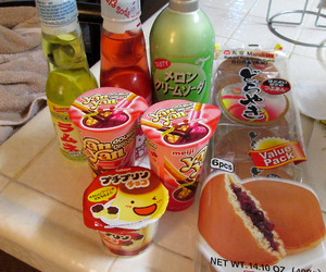 food, drink, and japan image