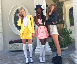 Clueless, 90s, and Halloween image