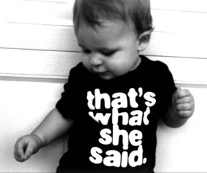 baby, cute, and text image