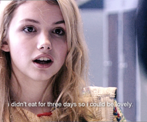 anorexia, cassie ainsworth, and skins image