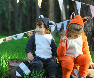 costume, fox, and cute image