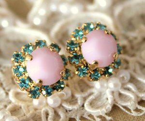 bling bling, bridal jewelry, and fashion jewelry image