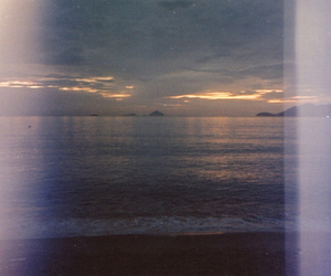 sea, film, and photography image