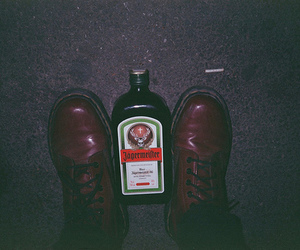 photography, alcohol, and jagermeister image