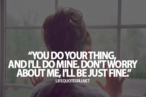 quotes, teenage life quotes, girl, love - inspiring picture ...
