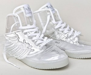 Jeremy Scott and awesome shoes image