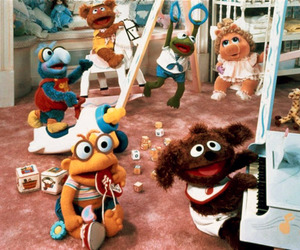 muppets and muppet babies image