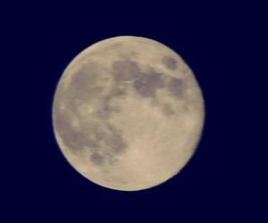beautiful, moon, and caraluna image