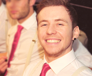 danny jones, McFly, and smile image