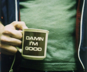 coffee cup, cup, and damn image