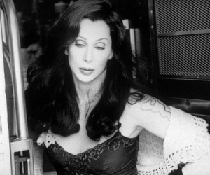 beauty, cher, and diva image