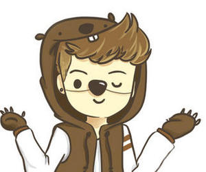 justin, awhh cutie, and omfg beaver image
