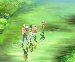 naruto, anime, and kakashi image