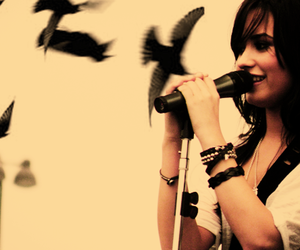 demi lovato, girl, and photography image