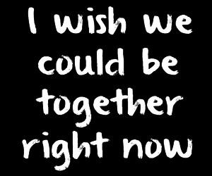 couple, quote, and together image
