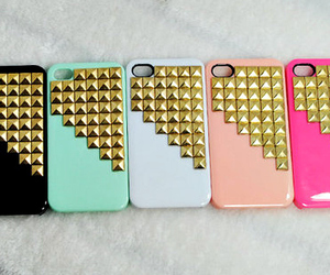 accessories, iphone, and stud image