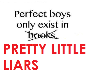 pll, pretty little liars, and boys image