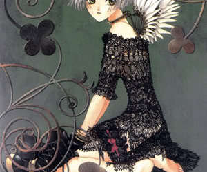 clover, shoujo, and clamp image