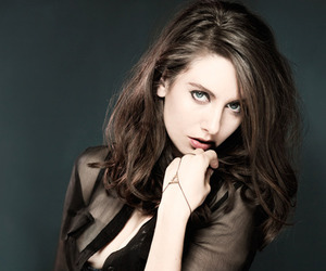 actress, alison brie, and mad man image