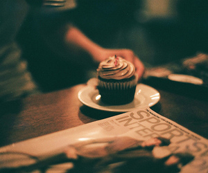 cupcake and photography image