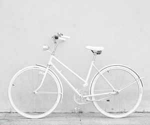 bicycle, boho, and fashion image
