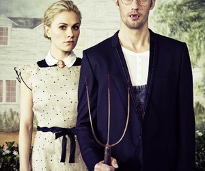 american gothic, true blood, and eric image