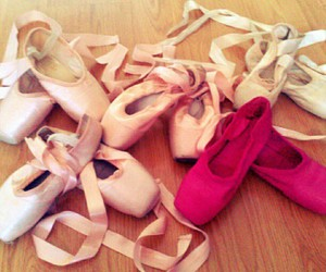 and, ballerina, and ballet image