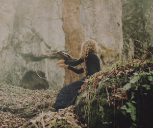 35mm, mystic, and birds image