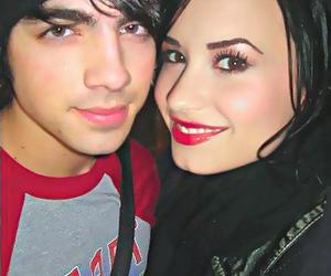 2010, couple, and demi lovato image
