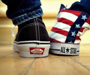 vans, all star, and shoes image