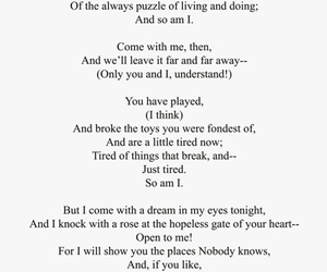 ee cummings, poem, and quote image