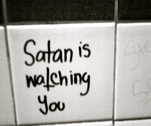 satan, grunge, and quotes image