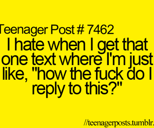 teen, text, and teenager post image