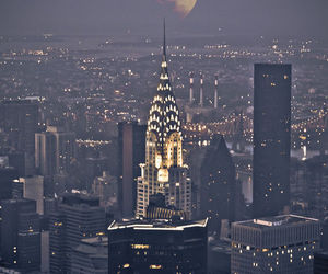Dream, new york, and moon image