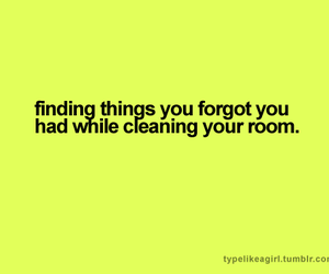 girl, quote, and room image