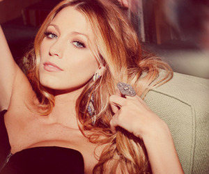 blake lively, dress, and cute image
