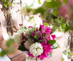 bright, pretty, and flowers image