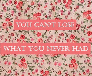 flowers, typography, and quote image