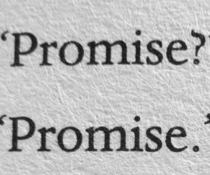 promise, quotes, and text image