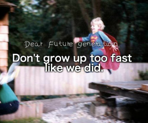 kid, quote, and future generation image