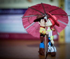 toy story, woody, and jesse image