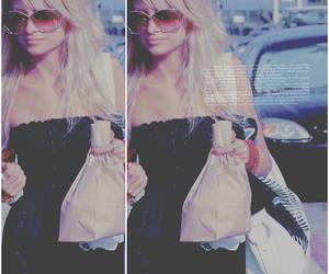 blond, fashion, and nicole richie image