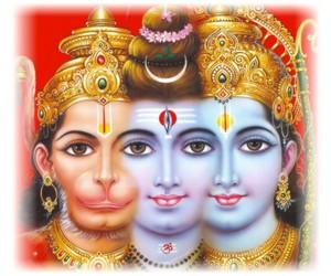india and hanuman image
