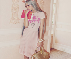 fashion, girl, and wildfox image