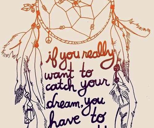 dream catcher and quotes image