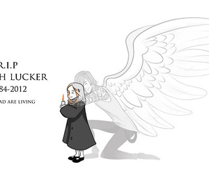 mitch lucker, rip, and suicide silence image