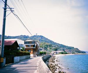 beach, fukuoka, and japan image