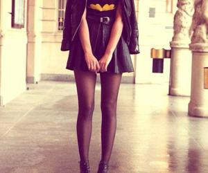 batman, fashion, and skirt image