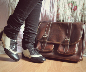 fashion and oxford shoes image