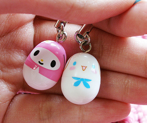 easter, melody, and sanrio image